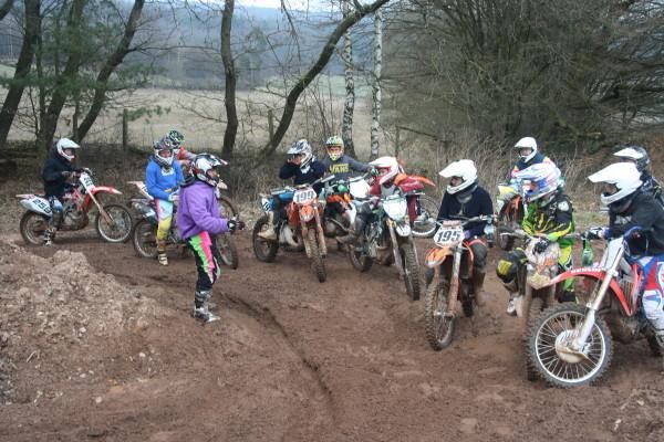 Training für Jugendfahrer